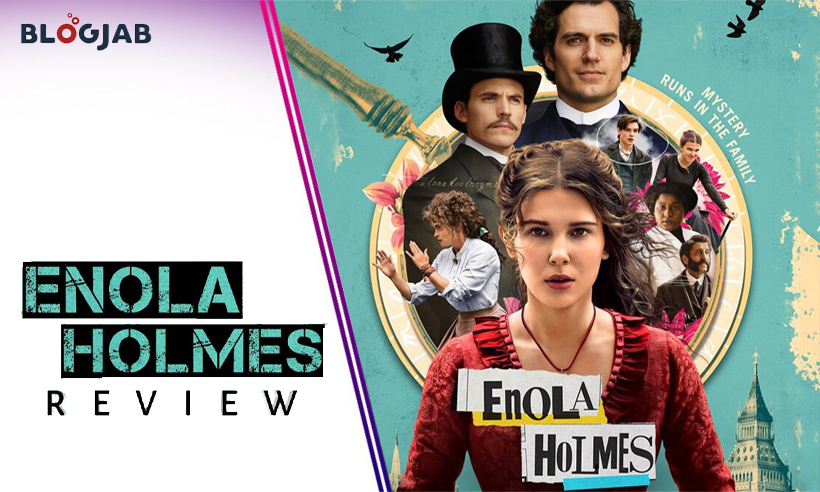Enola Holmes Film Review | Blogjab