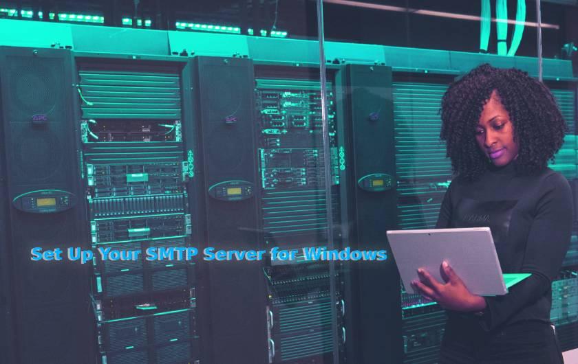 SMPT server for windows