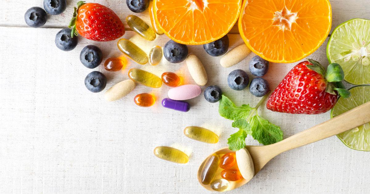 Vitamin Supplements For Better Health