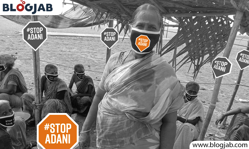 The story behind #stopadanisavechennai