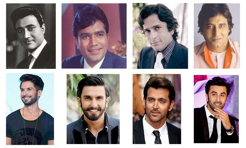 the most handsome actors