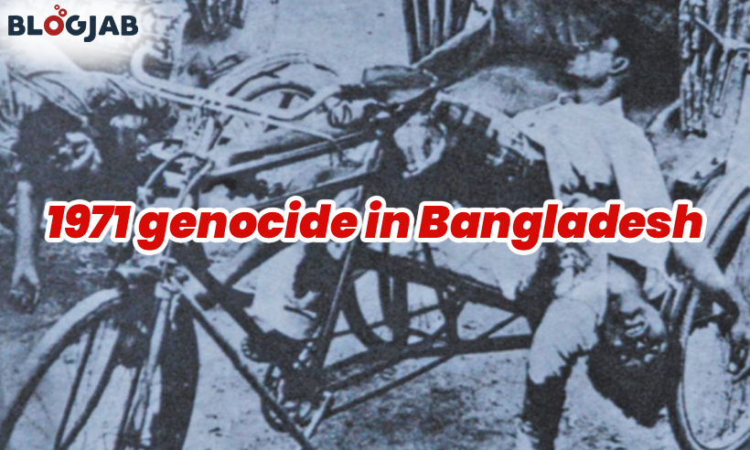 The 1971 genocide in Bangladesh- 25 March