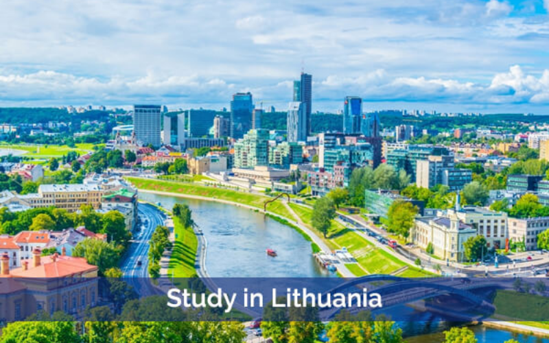 Study in Lithuania   Blogjab