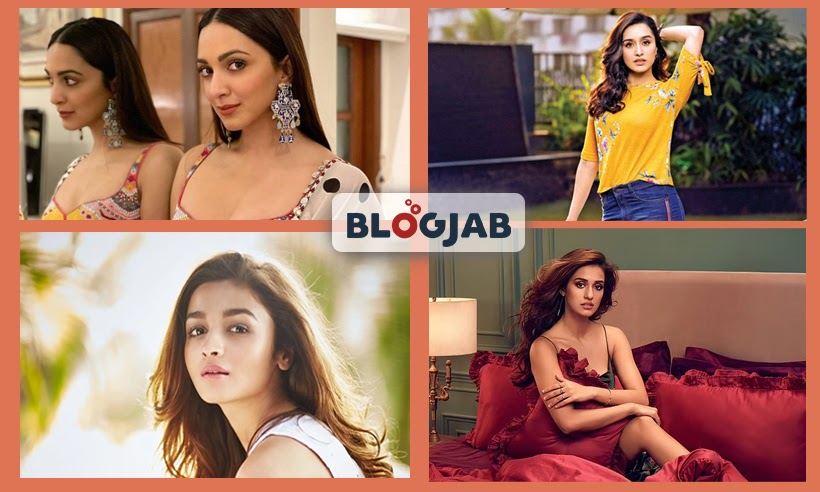 actresses of present Bollywood