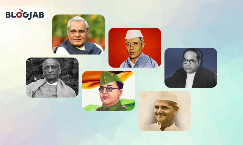 The 6 Most Respected Politicians of India