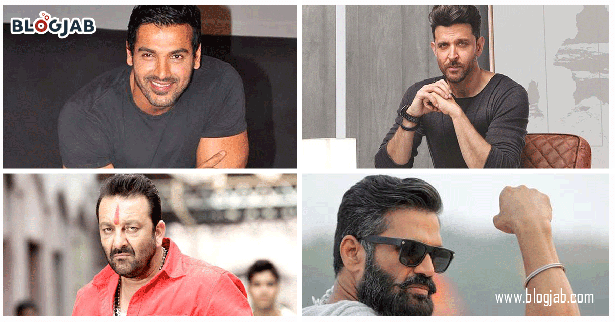 Top Muscular Hunks Of Bollywood