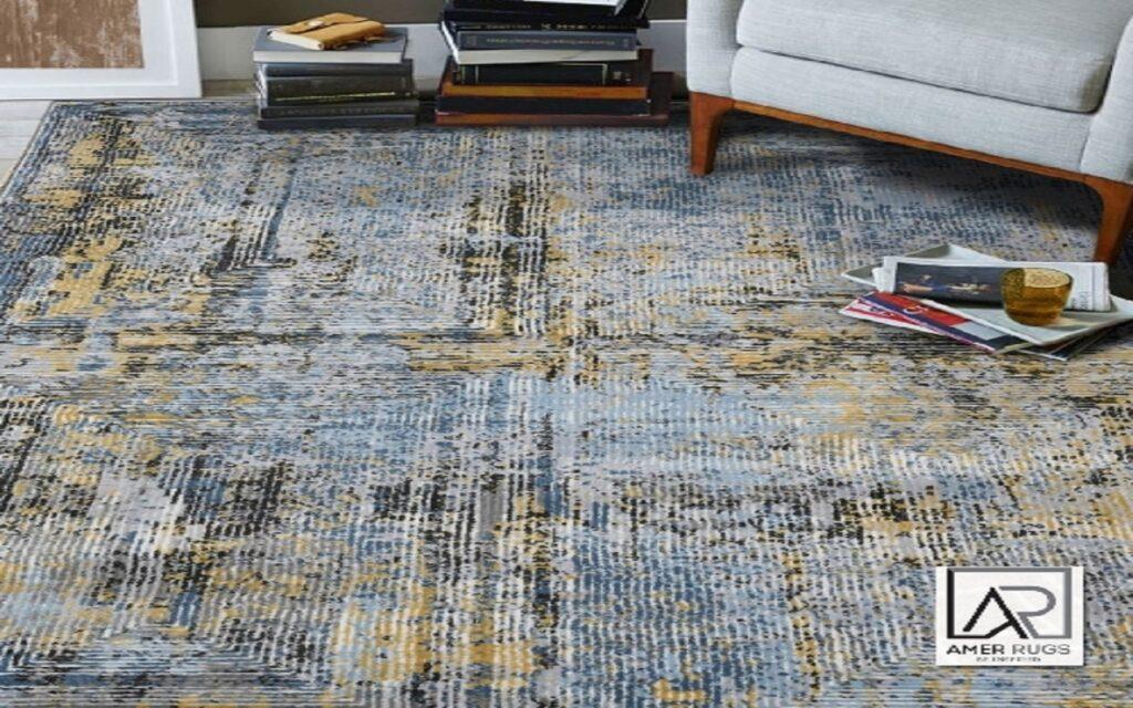 Machine made rugs