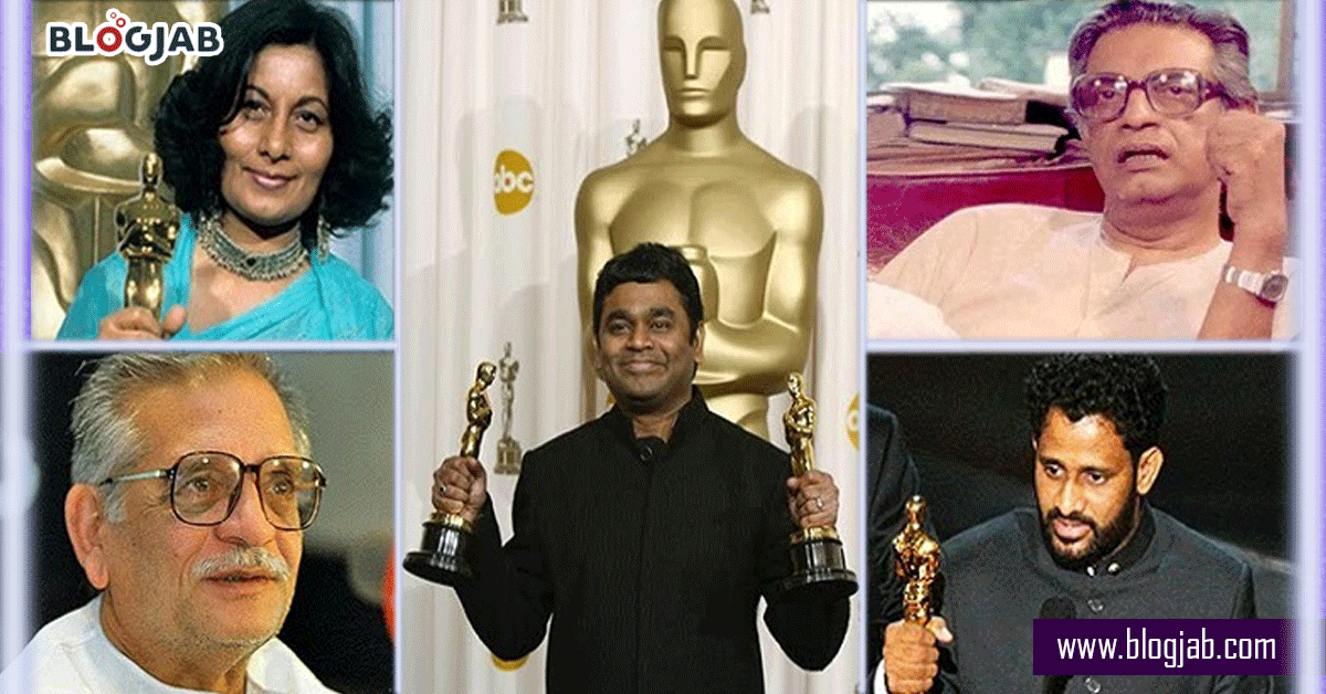 List of Indians who have Won an Oscar