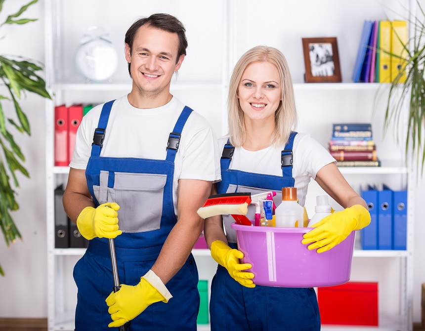 Expertise of he Professional Cleaning Services London