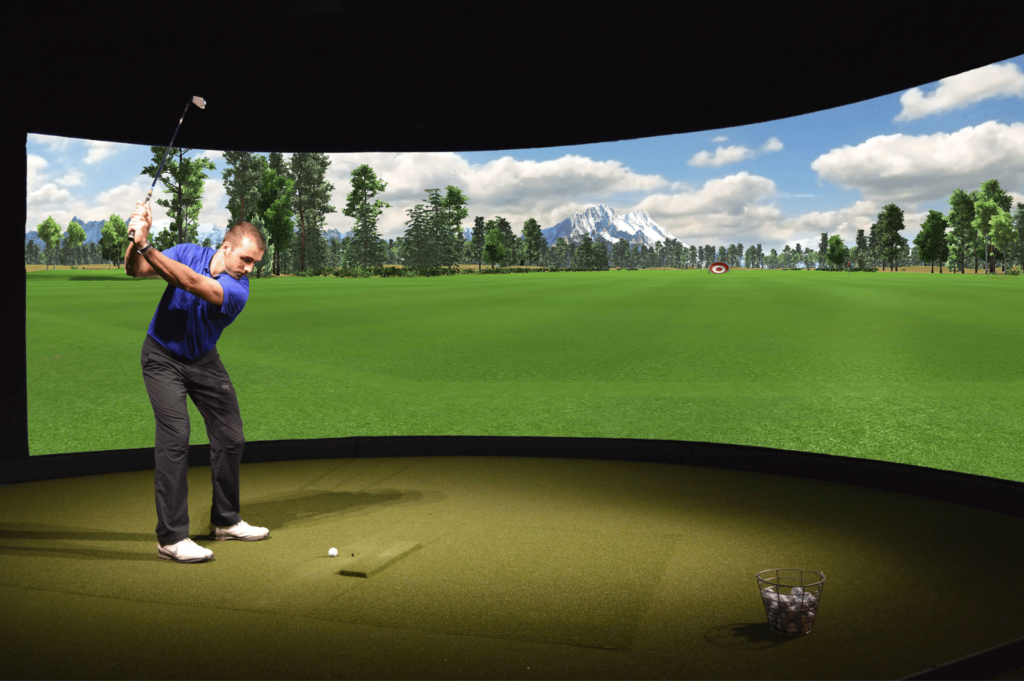 The Swift Rise in the Popularity of Golf Simulators