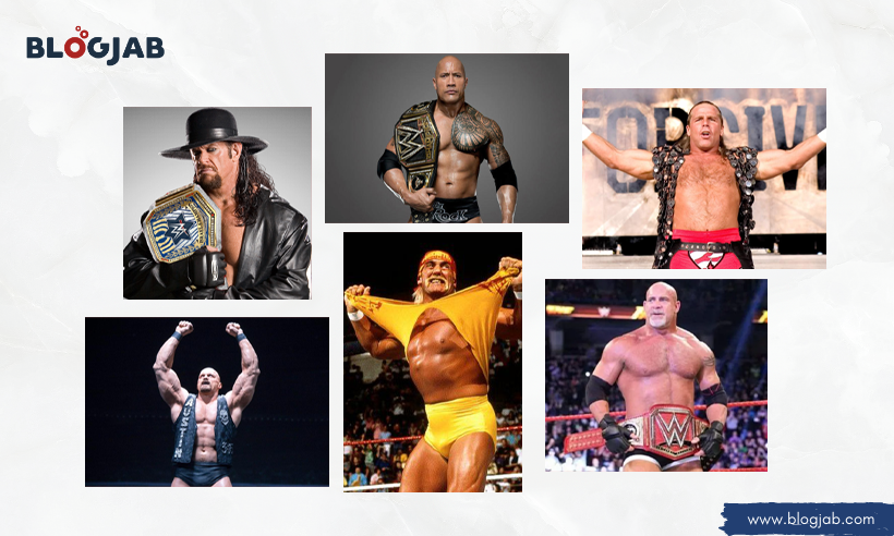 Some Greatest WWE Wrestlers Of All Time