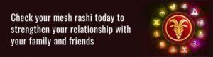 mesh rashi today