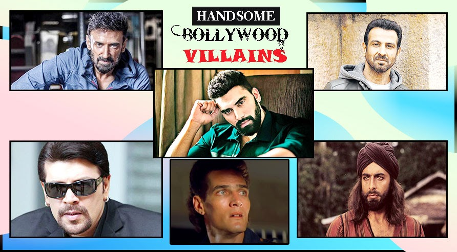 Bollywood Villains With Good Looks & Muscular Physique
