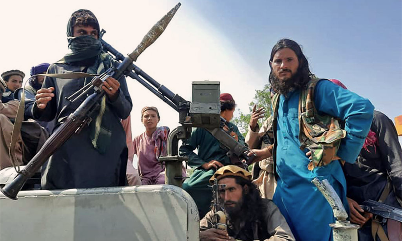 Kabul Falls to Taliban as the World Revels in Post Olympics Festivities