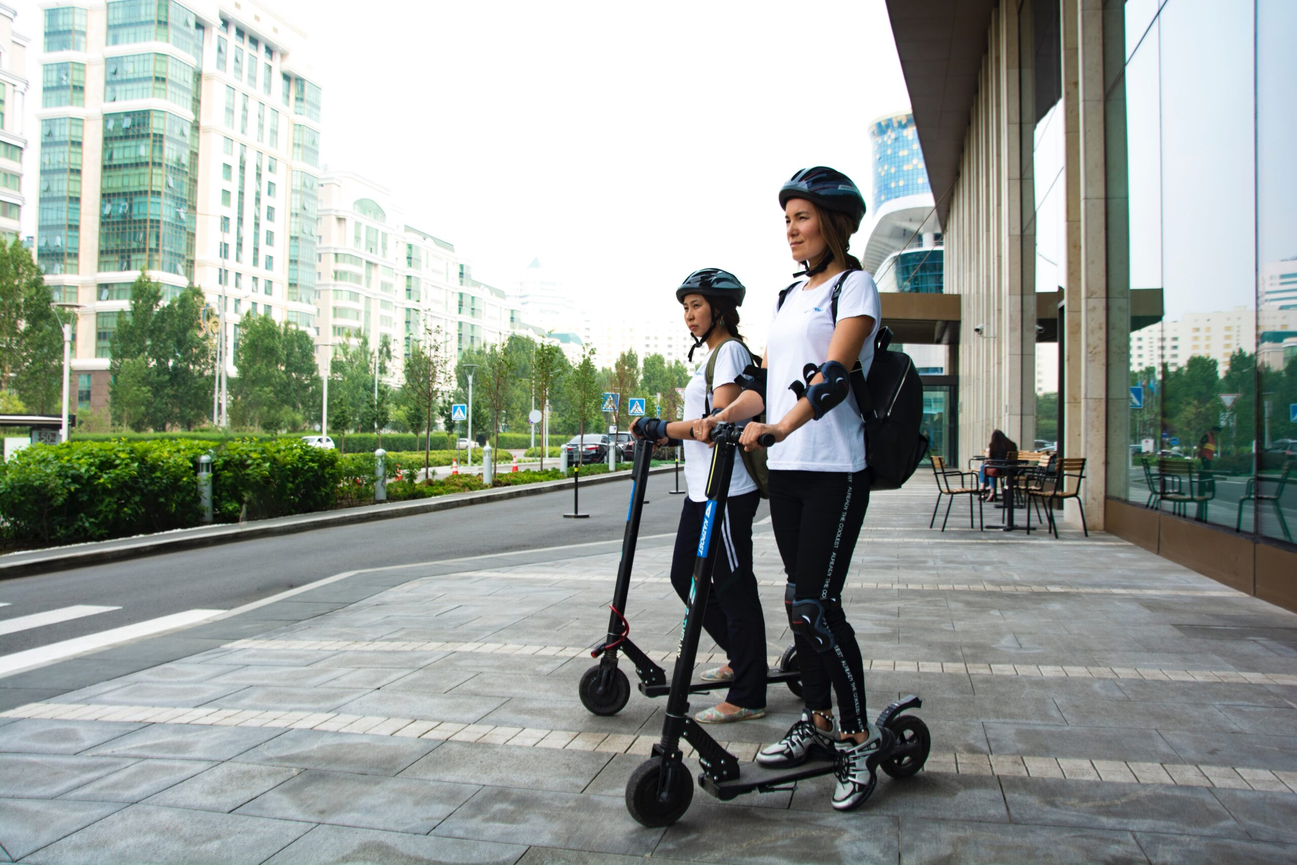 The Central Features of Electric Scooters