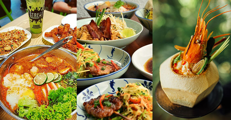List of food that are major attractions in Thailand Tourism